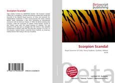 Couverture de Scorpion Scandal