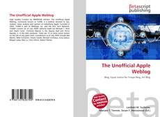 Buchcover von The Unofficial Apple Weblog