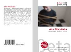Bookcover of Alex Dimitriades