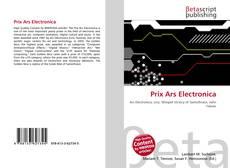 Copertina di Prix Ars Electronica
