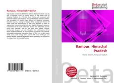 Bookcover of Rampur, Himachal Pradesh