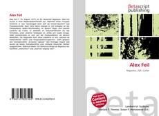 Buchcover von Alex Feil