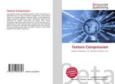 Bookcover of Texture Compression