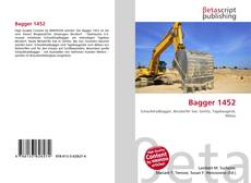 Bookcover of Bagger 1452