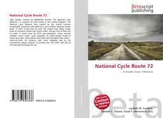 Обложка National Cycle Route 72