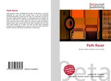 Bookcover of Path Racer