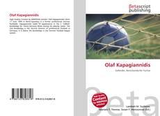 Обложка Olaf Kapagiannidis