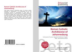 Bookcover of Roman Catholic Archdiocese of Johannesburg