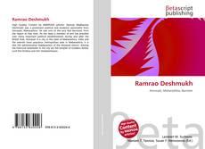 Bookcover of Ramrao Deshmukh