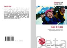 Couverture de Alex Gruber