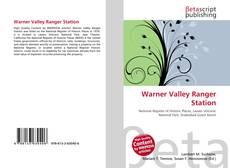 Bookcover of Warner Valley Ranger Station