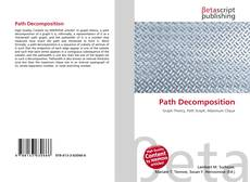 Capa do livro de Path Decomposition