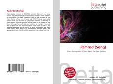 Bookcover of Ramrod (Song)