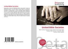 United Bible Societies的封面