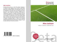 Bookcover of Alex Jackson