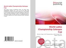 World Ladies Championship Salonpas Cup kitap kapağı