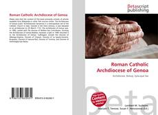 Bookcover of Roman Catholic Archdiocese of Genoa