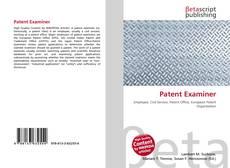 Borítókép a  Patent Examiner - hoz