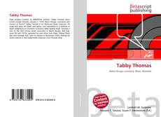 Buchcover von Tabby Thomas