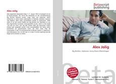 Capa do livro de Alex Jolig