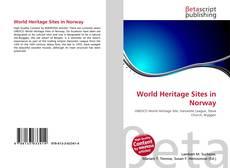 Portada del libro de World Heritage Sites in Norway