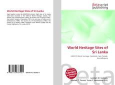 Portada del libro de World Heritage Sites of Sri Lanka