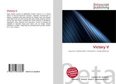 Bookcover of Victory V
