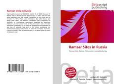 Portada del libro de Ramsar Sites in Russia