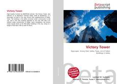 Bookcover of Victory Tower