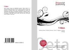 T-Men kitap kapağı