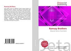 Copertina di Ramsay Brothers