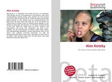 Bookcover of Alex Kotzky
