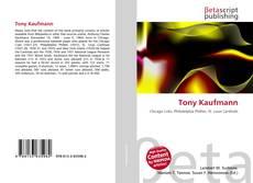 Tony Kaufmann的封面