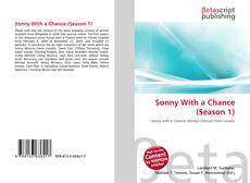 Capa do livro de Sonny With a Chance (Season 1)