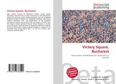Victory Square, Bucharest的封面