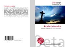 Bookcover of Patriarch Irenaios