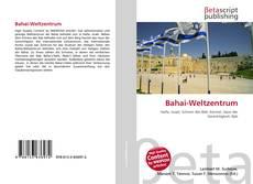 Capa do livro de Bahai-Weltzentrum