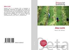 Buchcover von Alex Licht