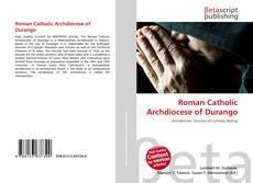 Обложка Roman Catholic Archdiocese of Durango