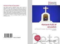 Buchcover von Patriarch Fulk of Jerusalem