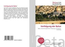 Bookcover of Verfolgung der Bahai