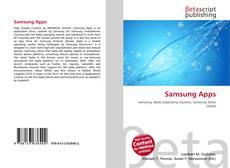 Borítókép a  Samsung Apps - hoz