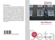 Capa do livro de Alex Mizurov