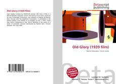 Copertina di Old Glory (1939 film)