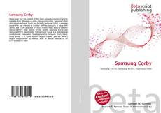 Bookcover of Samsung Corby