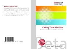 Couverture de Victory Over the Sun