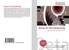 Capa do livro de Omen IV: The Awakening