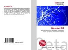 Warnow-Ost的封面