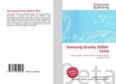Portada del libro de Samsung Gravity 3(SGH-T479)