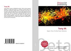 Bookcover of Tony M.